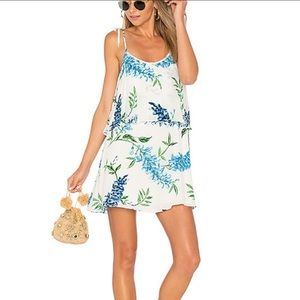 Show Me Your Mumu Ariana Mimi dress wisteria med